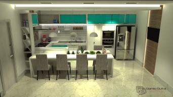 Cozinha Montpellier II