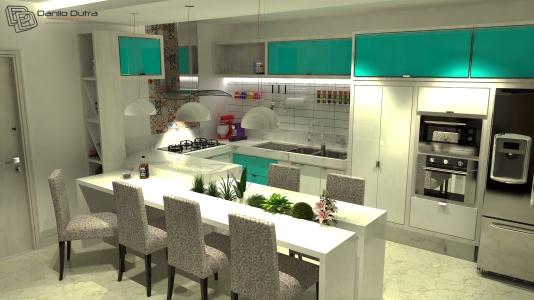 Cozinha Montpellier