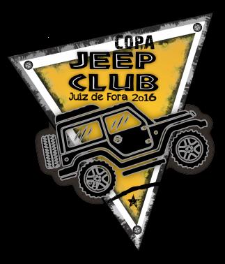Logo desenvolvida para novo campeonato de offroad e rally de regularidade em Juiz de Fora - MG