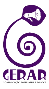 Marca para empresa de comunicação visual
