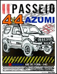 2° Passeio Azumi 4x4