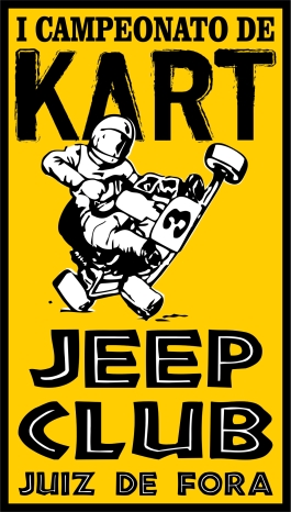 1° Campeonato de Kart do Jeep Club Juiz de Fora - MG