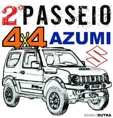 PASSEIO AZUMI 2015