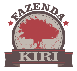 Marca para fazenda especializada em gado leiteiro