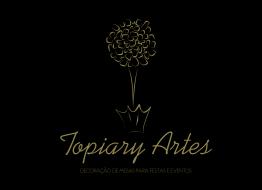 Marca de adornos de mesa e decoração para eventos