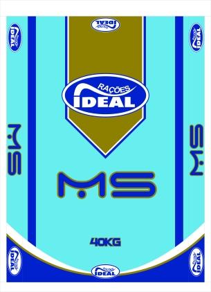 Rações Ideal 40kg - MS REMOD_004 PV_frente