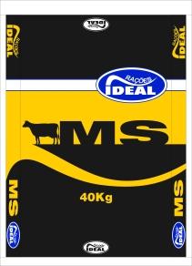 Rações Ideal 40kg - MS REMOD_006
