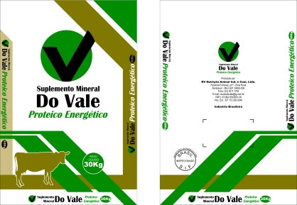 Suplemento Mineral Do Vale Proteico Energético 30