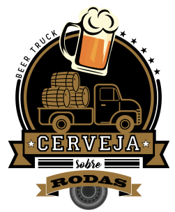 Logo finalizado para evento de Beer Trucks e Food Trocks