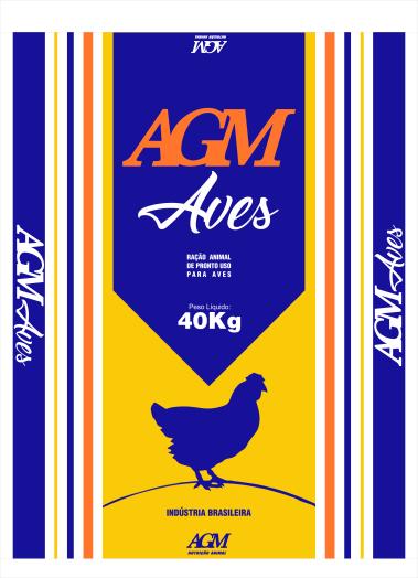 AGM AVES 40Kg_frente