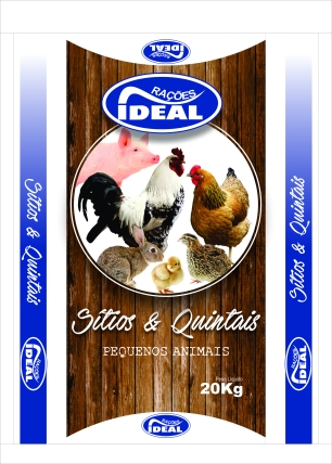 IDEAL SITIOS E QUINTAIS 20Kg_frente