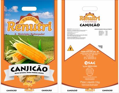 RENUTRI CANJICÃO - 5Kg