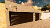 Projeto Unifamiliar CF 002
