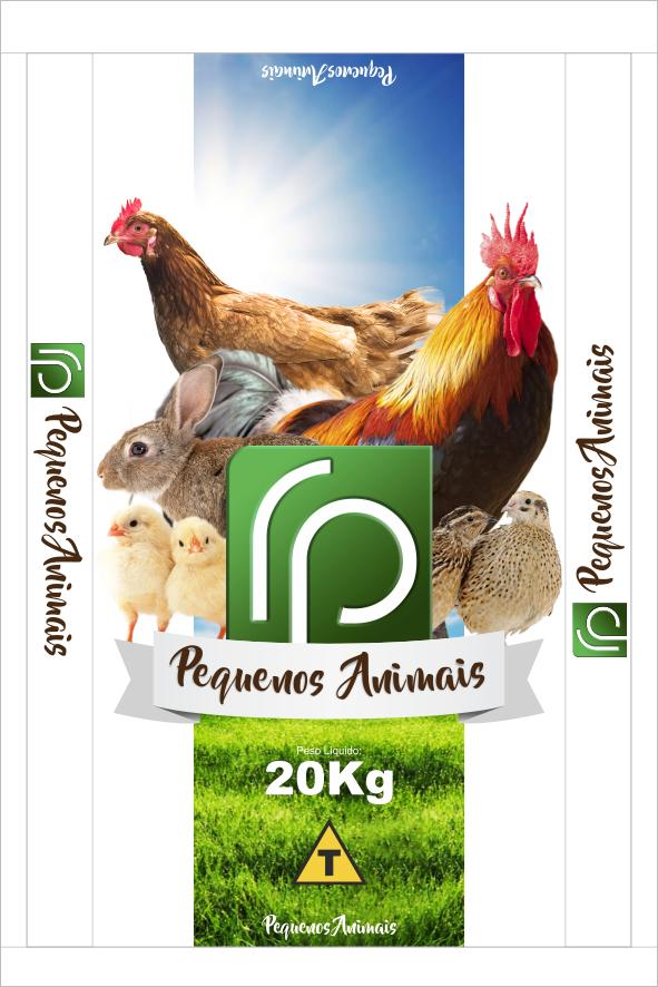PARAENSE PEQUENOS ANIMAIS 20Kg_frente
