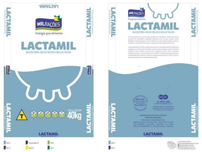 LACTAMIL RAFIA 60x90